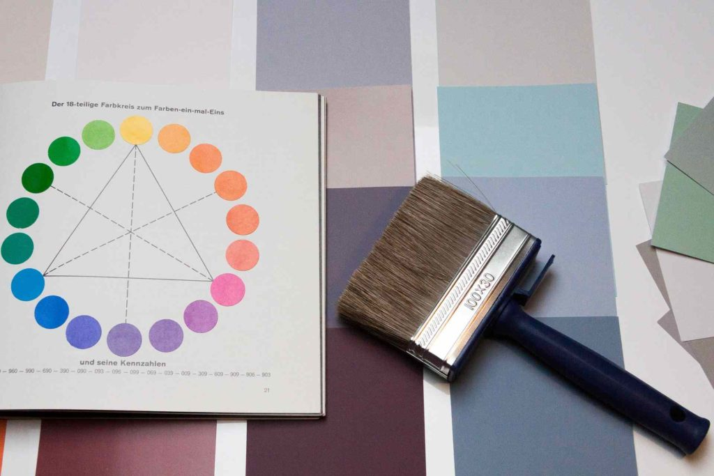 Painting Company Sandy Springs GA -color palette