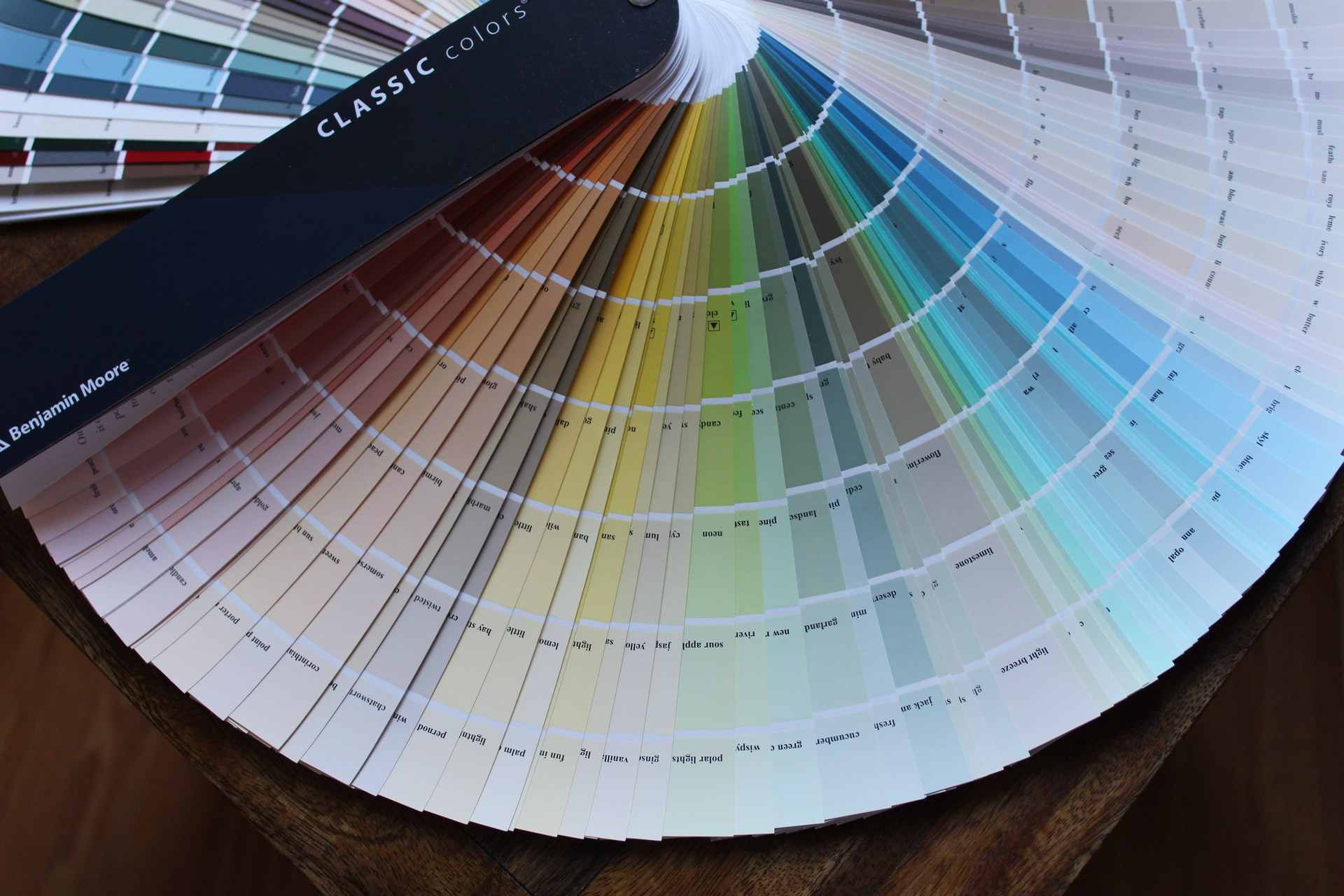 Painting Company Sandy Springs GA -color palette 4