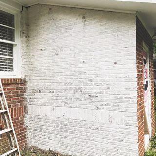 House Painters Sandy Springs & Atlanta GA- Limewash Exterior 2