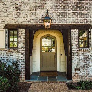 House Painters Sandy Springs & Atlanta GA- Limewash Front House 2