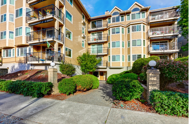 Commercial Painting Sandy Springs & Atlanta Apartment 4