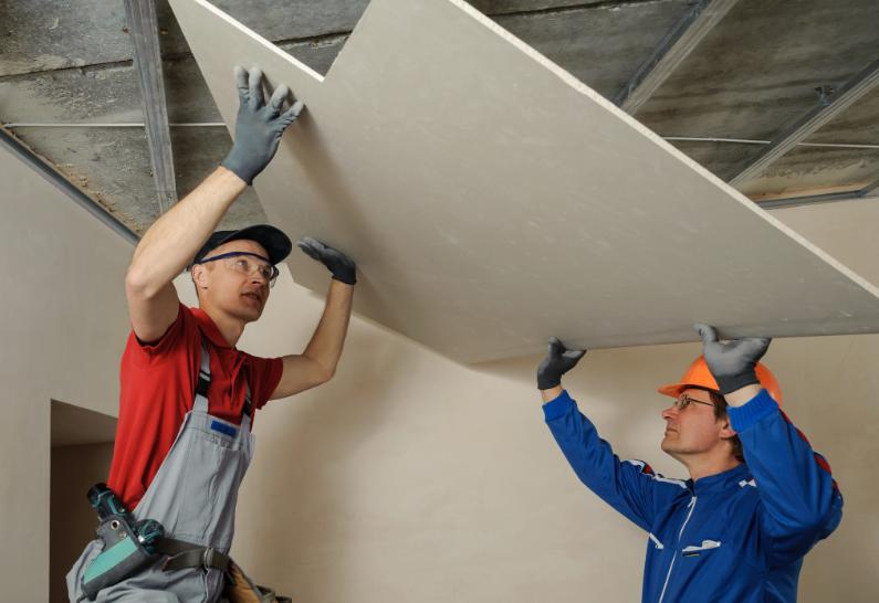 Commercial Painting Sandy Springs & Atlanta Dry wall Repair